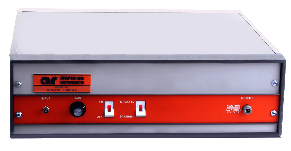 Image of Amplifier-Research-50L by Bell Electronics NW, Inc.